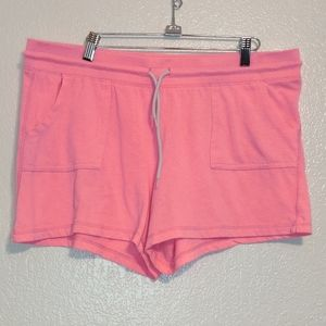 Athletic Shorts XL (16-18) Pink